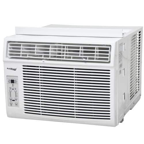 Koldfront Wac10002wco 10 000 Btu 115v Window Air Conditioner Review Window Air Conditioner Quiet Window Air Conditioner Compact Air Conditioner