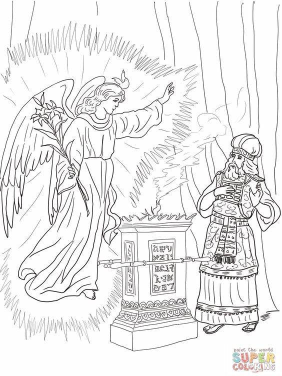 Bible Coloring Pages The Bible And Coloring Pages On