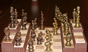 Approach the Bench: The Chess Set for Legal Professionals    http://approachthebench.com/