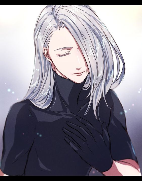 Young Victor Nikiforov - Yuri on ICE