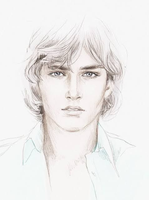 Pin By Geraldine Tippins On Love The Realistic Art Face Sketch Male Face Drawing Face Drawing