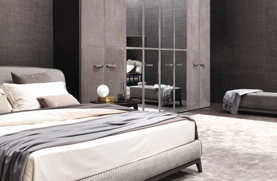 Double beds | Beds and bedroom furniture | Olivier | Flou. Check it out on Architonic
