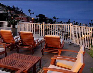 accommodations on Santa Catalina Island
