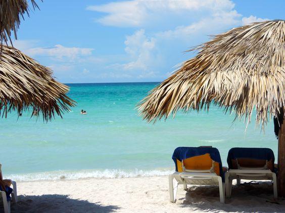 Playa de Varadero, Cuba.