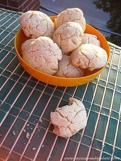Gourmands et moelleux cookies au lemon curd - La Cuisine de JuliaT & Agathe