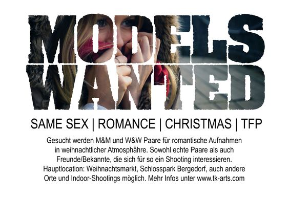 Models wanted: Dezember '15