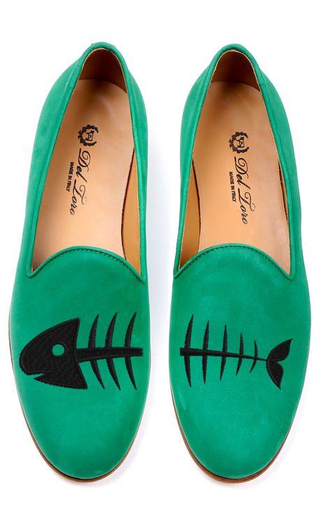 Fish Bones Loafer by Del Toro for Preorder on Moda Operandi