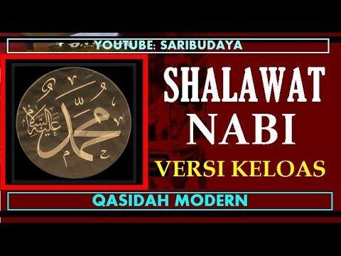 Lirik Sholawat Versi Keloas