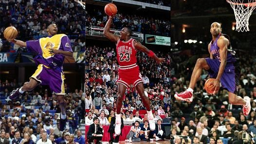 Check out our compilation of the greatest dunk in NBA Slam Dunk Contest history! http://www.worldwideinterweb.com/  http://www.facebook.com/worldwideinterweb  http://twitter.com/WWInterweb