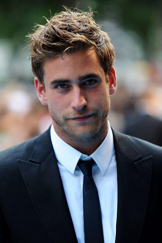 Oliver Jackson Cohen: The English Jake Gyllenhaal and my imaginary boyfriend.