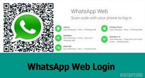 Whatsapp Web Login How To Login Whatsapp On The Web Tecteem Login Facebook Business Webs