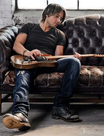 I just love Keith Urban. I love that he really loves music. He just grooves to all genres. Best American idol judge.