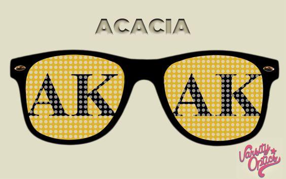 ACACIA showstopper glasses - email david@varsityoptics.com to order.      #acacia  #fraternity apparel  #pinhole glasses