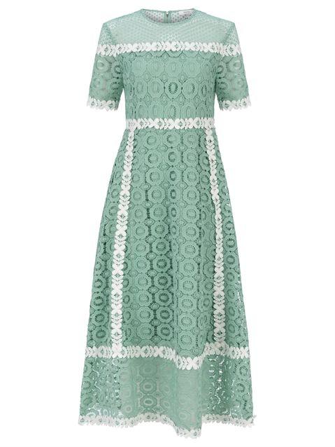 Yesil Renk Gecisli Gupur Elbise Ipekyol I Like It So Much Moda Stilleri Gomlek Elbise Elbise