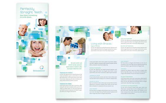 Medical Brochure Design   Visual Aid  Detailing Aid