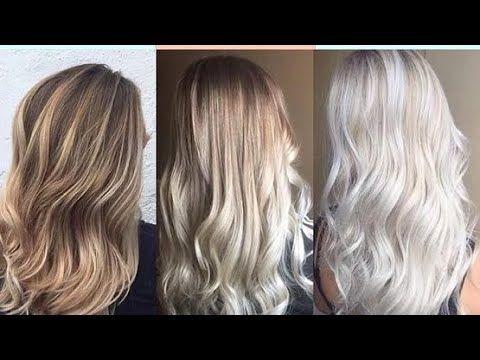 على المباشر طريقة سحب لون الشعر Comment Faire Un Decapage Integral Youtube Hair Styles Hair Long Hair Styles