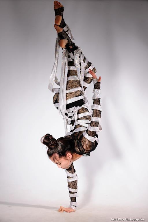 MsHeejin Artistry - performing artist, circ-contortionist at Danseuse...