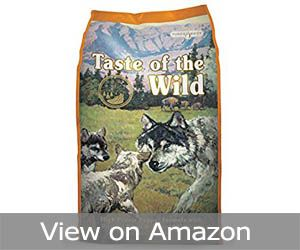 Taste of the Wild Grain-Free Dry Dog Food for Puppy