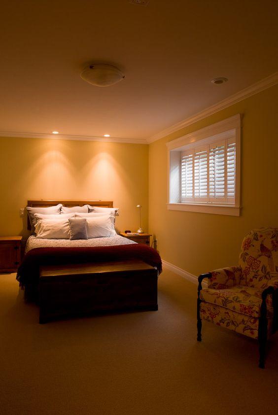 Decorating A Basement Bedroom Best Decorating Inspiration