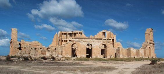 Sabratha – Best Roman Theater in Libya