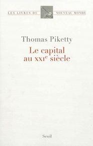 Le capital au XXIe siècle / Thomas Piketty. Seuil, cop. 2013