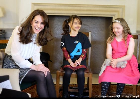 #YoungMindsMatter Feb 17 2016 Kensington Palace (@KensingtonRoyal):