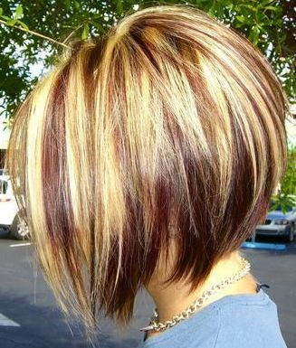 Amazing Chunky Highlights Bobs And Highlights On Pinterest Hairstyle Inspiration Daily Dogsangcom