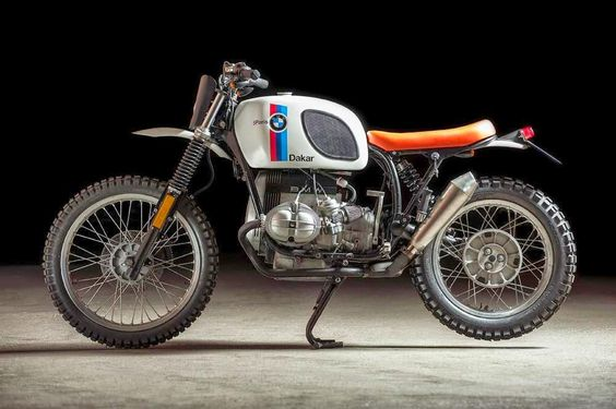 Bmw r800 paris dakar garage svako rocketgarage wind for Garage bmw en france