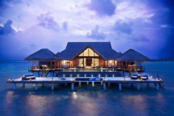 5 Star Taj Exotica Resort - Maldives