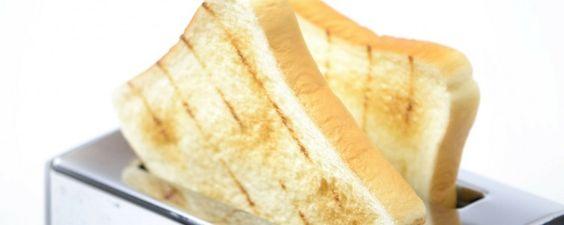 El pan blanco