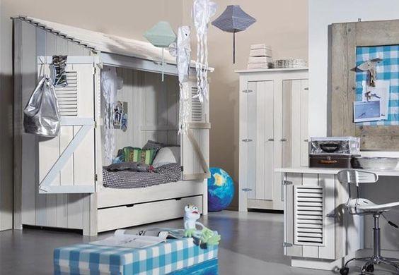 habitaciones-infantiles-kidsfactory-cabana-bedstee: