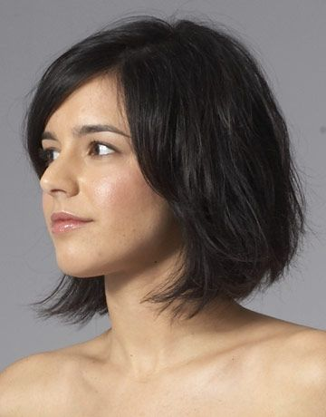 Hoping for this length by the wedding...probably not going to happen but a girl can dream, right?
