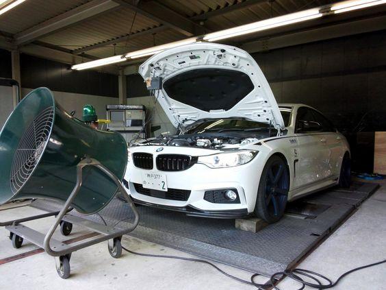 F36/420i Gran Coupe Msp | WAGNER TUNING!! | デモカー|BMW専門店 Studie