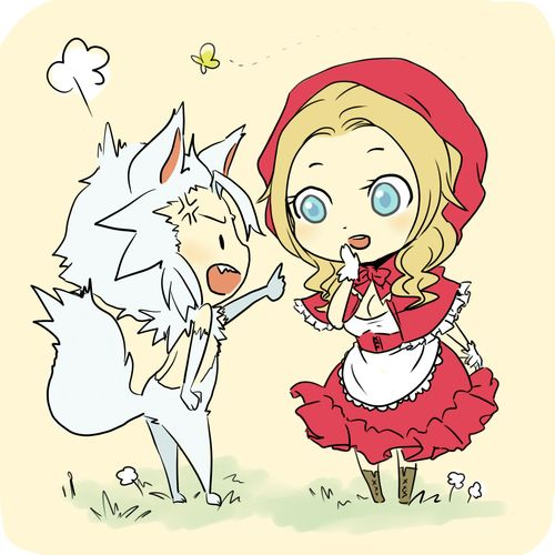 Chibi Wallpaper: Wolves, Chibi And Posts On Pinterest