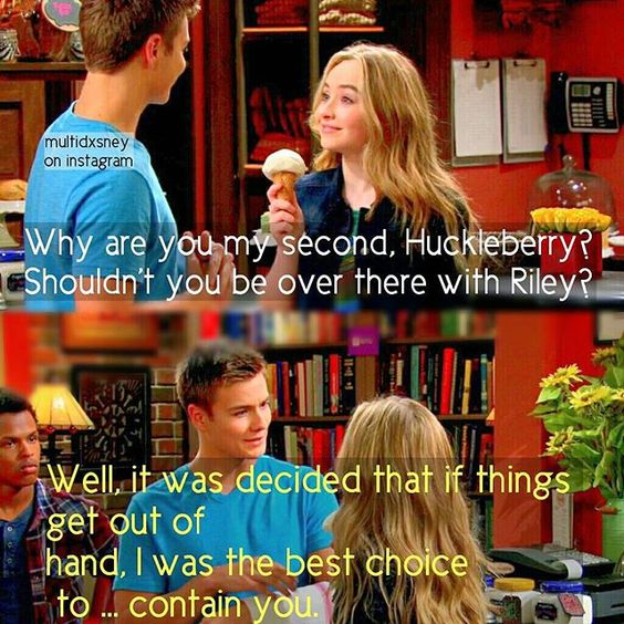 girl meets life instagram Four life lessons from 'girl meets world' she understands that the life she's chosen may not be a list of post malone lyrics you'll use or see as instagram.