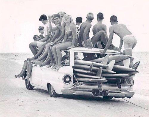 Colonie de surfeurs #coolness #happy #enjoy