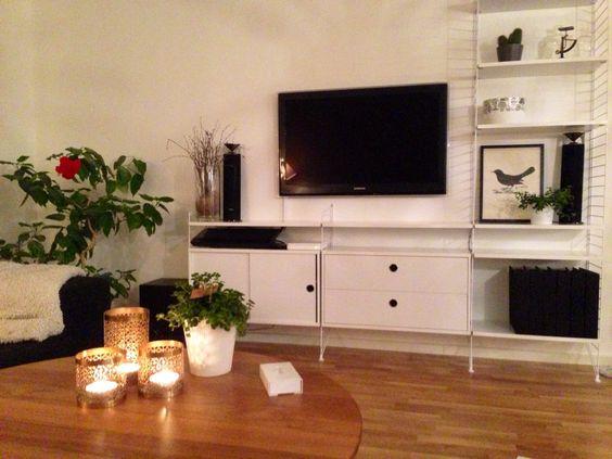 Johanna Wistbo (johannawistbo) on Pinterest - deko wohnzimmer regal