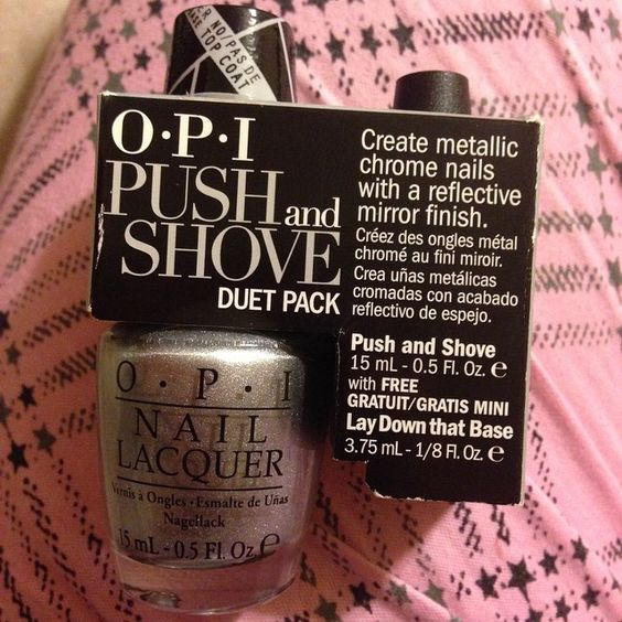 I HAVE ADDED @opi_products #PushAndShove TO THE WB5K PRIZE PACKAGEBUT ONLY IF THERE ARE AT LEAST 25 ENTRIESSo check #wb5krules for the rules and GET THOSE ENTRIES IN by w0nderlandbby