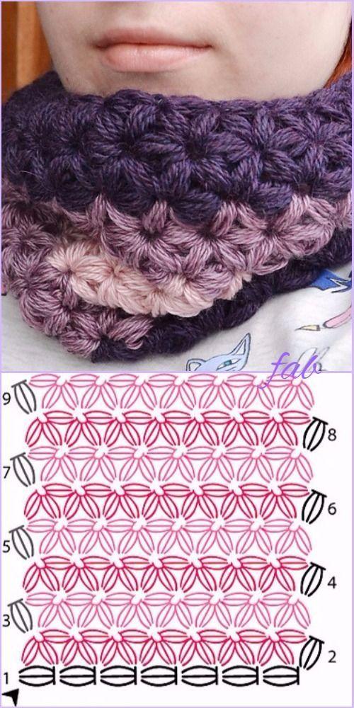 Crochet Jasmine Star Stitch Free Pattern Video Crochet Shawl Diagram Crochet Stitches Patterns Shawl Crochet Pattern
