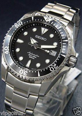 NEW SEIKO PROSPEX DIVER SCUBA AUTOMATIC MEN WATCH SBDC007, Titanium | eBay