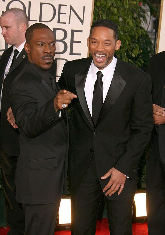 Martin Lawrence Will Smith And Eddie Murphy Are Filming Separate Films But They Recently Ran Into Each Other And Eddie Murphy Martin Lawrence Movies For Boys