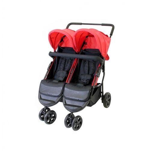 Silla De Paseo Gemelar Doble Dinamic Asalvo Baby Coches Para Bebes Sillas Tipos De Sillas