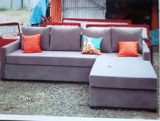Nice Looking Sofa Set In Nairobi Kenya Check Out More Of These Here Http Nairobisofasets Blo Com Quality Modern Furniture Designs