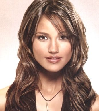 Wondrous Long Hairstyles Style And Hair With Bangs On Pinterest Short Hairstyles Gunalazisus