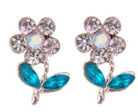 Pretty Flower earrings!