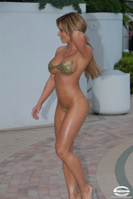 Tits silvercash bikini contestants