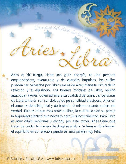 Aries Con Libra Compatibilidad De Aries Tarjetas Postales Gratis Feliz Día Nombres Libra Compatibilidad Signos Del Zodiaco Piscis Compatibilidad De Aries