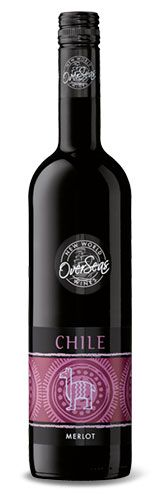 OverSeas Chile Merlot 2009