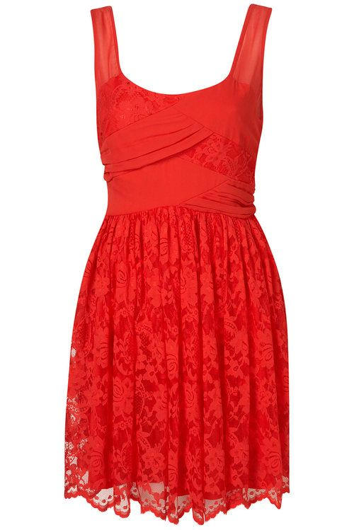 Little red summer dress that will make you stand out | generic ...