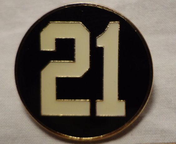 Sean Taylor Memorial #21 Washington Redskins Pin NFL Football 2007 New, Sealed…